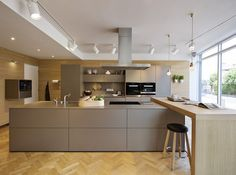 Kitchen Architecture - Home - Kitchen Architecture's bulthaup showroom in London