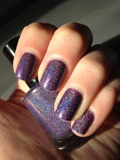 Wingdust: Handmixed Nail polish on Etsy - Like Yoda... but less Green $10.50