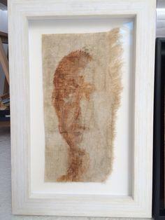 Mart Visser Artwork  Acryl and ink.  On polyeurethan