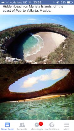 Funny pictures about Hidden Beach. Oh, and cool pics about Hidden Beach. Also, Hidden Beach. Vacation Destinations, Dream Vacations, Vacation Spots, Vacation Resorts, Vacation Travel, Vacation Places, Beach Travel, Vacation Ideas, Tourist Spots