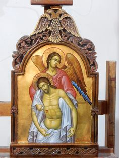 Religious Images, Religious Art, Orthodox Christianity, Orthodox Icons, Cristiano, Christian Art, Mythology, Creatures, Hero