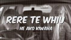Rere Te Whiu - Hōtaka Tuatahi Children's Picture Books, Language, Maori, Languages, Language Arts