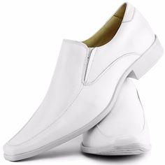 5fa9cdc7c 21 melhores imagens da pasta Sapato Branco | Dicas de Looks em 2017 ...