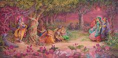 Dandavats Pranamas! Em 2015, no dia 21 de setembro, comemora-se o auspicioso Radhastami, o divino aparecimento de Srimati Radharani! Em homenagem a esta data tão especial, Srila Narayana Gosvami Ma…