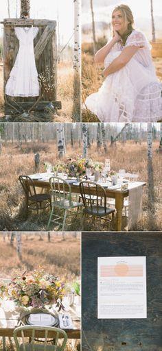 Jackson Hole Photo Shoot from xowyo paper and press + Katy Gray Photography