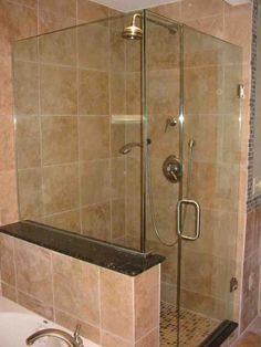 Bathroom:Shower Stalls With Doors Marble Wall Ideas For Shower Stalls Decorating Dsigns Mosaic Floor Tiles Shower Enclosures With Glass Doors Floating Shower Ideas Shower Stall Ideas For Small Bathrooms Prepossessing Shower Stalls With Doors Girl Bathrooms, Small Bathrooms, Glass Shower Doors, Glass Doors, Shower Enclosure, Shower Stalls, Marble Wall, Custom Shower, Tile Floor