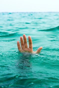 Not waving, but drowning ~ Stevie Smith