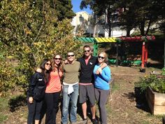 InsideView Gives Back Activity #2: Park Beautification with Habitat for Humanity @ Roger Adams organic community garden!