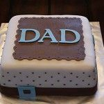 Fathers Day Cake Recipe