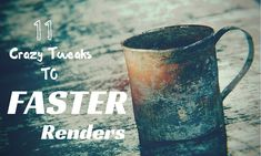 Blender Cycles Render Speed: 11 Tips and Tricks to increase render speeds