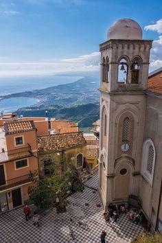 Castelmola, Sicily -