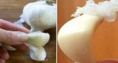 She Puts Vicks VapoRub On a Garlic Clove to Cure a Problem That Probably Bothers… Vicks Vaporub, Les Muscles Endoloris, Apple Cider Vinegar For Skin, Remove Belly Fat, Greens Recipe, Natural Health Remedies, Easy Workouts, Health And Wellness, Herbalism