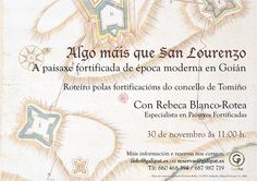Ruta por las fortificaciones del concello de Tomiño, (Pontevedra), sábado 30 de noviembre de 2013