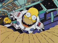 How Homer Simpson Predicted The Higgs Boson Before Physicists Simpsons Episodes, The Simpsons, Pokemon, Homer Simpson, Dope Art, Futurama, Trippy, Science Fiction, Cool Stuff