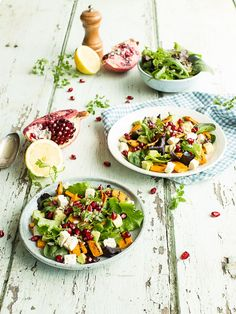 salade patate douce grillée grenade Healthy Salad Recipes, Veggie Recipes, Healthy Foods, Clean Eating, Healthy Eating, Food Inspiration, Food Photography, Food And Drink, Yummy Food