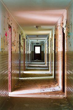 Abandoned State Hospital