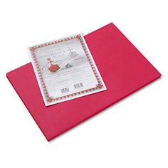 Riverside Construction Paper 76 Lbs 12 X 18 50 SheetsPack Set of 2 * You can get additional details at the image link.-It is an affiliate link to Amazon.