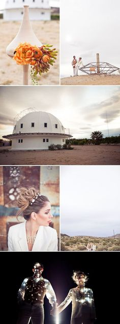 astronomy wedding ... this would be PERFECT...if I lived anywhere near an observatory... damn....