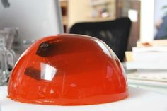 Classic Office Prank- Stapler in Jello
