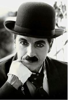 Charlie Chaplin  http://loci.sh/S4KiEk