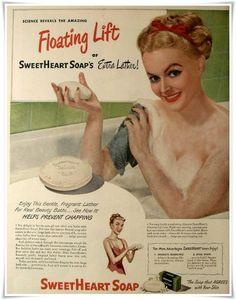 soap vintage spot