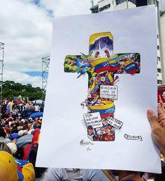 Te presentamos la selección especial: <<VENEZUELA #17J >> en Caracas Entre Calles. Venezuela sigue en las calles! De forma pacífica por una nación libre justa y democrática! ============================  F O T Ó G R A F O  >> @olivarescfc << Visita su galeria ============================ SELECCIÓN @mahenriquezm TAG #CCS_EntreCalles ================ Team: @ginamoca @luisrhostos @mahenriquezm @teresitacc @floriannabd ================ #Caracas #Increibleccs #Instavenezuela #Gf_Venezuela…