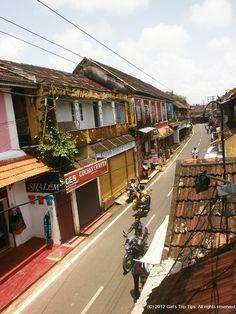 Jew Town, Fort Cochin, Kerala, #India