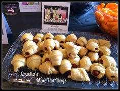 Mom to 2 Posh Lil Divas: #DisneySide Villain Party Finger Foods