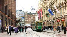 Хельсинки в декабре