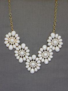 Decadent Bloom Necklace