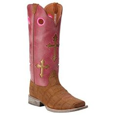 Ariat Youth Ranchero Western Boots