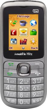 i-mobile Hitz 1 Device Specifications | Handset Detection