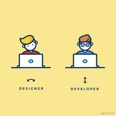 #funny #śmieszny #gif #designer #niezrozumienie #praca #computers #project