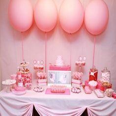 Beautiful Girl Baby Shower Ideas - Best Baby Shower Themes For Girls | Bash Corner
