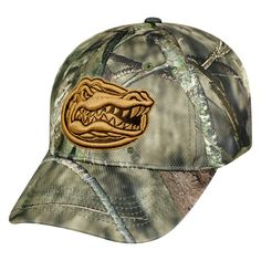 Celebrate your Gator spirit with this Florida Gators Memory Fit Flex Hat. It features embroidered Florida Gators graphics along with a curved bill.100% PolyesterOne size fits all