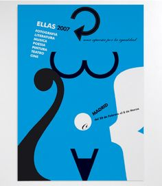 Carteles by HACHESTUDIO , via Behance