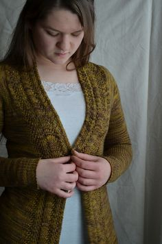 Ravelry: Old Town knitting pattern by Carol Sunday