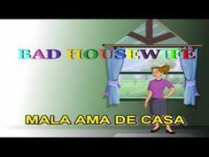 LOS CUENTOS DEL TIO LEON - Cap 20_MALA AMA DE CASA.