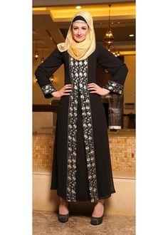 Abaya 1 – e-hijab Islamic Clothing, Abayas, Jilbabs, Hijabs, Islamic accessories, Modest Clothes,Hijab Fashion