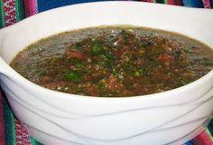 Authentic Mexican Tomato Salsa