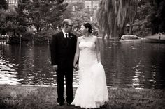 Julia & Scott: Mini wedding celebration -- Ready to do this