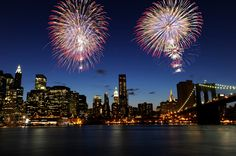 Where to see Fourth of July Fireworks in New York