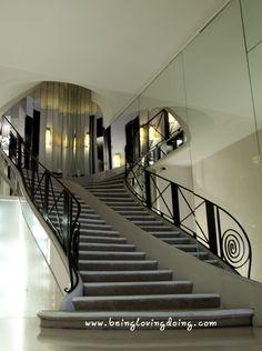 Mademoiselle Chanel apartment, rue Cambon Paris