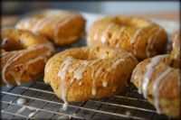 Thank Goodness for Baked Donuts! -