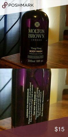 Molton Brown Body Wash Ylang-ylang Molton Brown Body Wash Molton Brown Other