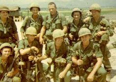 Vietnam...1st Cav Grunts I never served in the Air Cav but we shot fire support for them many occasions