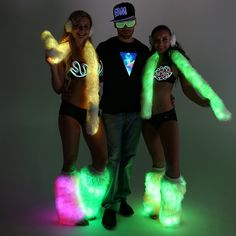 Light Up Gear! www.electricstyles.com