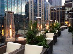 SKY Terrace Outdoor Seating