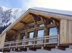 Ferme rénovée à vendre à Chamonix