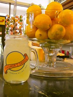 Toomer's Lemonade and Auburn victories just go together